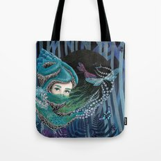 Forest Sirit Tote Bag