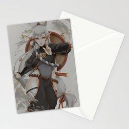 Kakariko Kunoichi of the past Stationery Cards