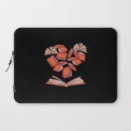 Heart Book Best Gift Laptop Sleeve