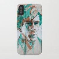 sherlock iPhone & iPod Cases featuring Sherlock by Dan Olivier-Argyle