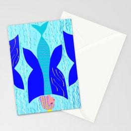 Sirenes-Mermaids Stationery Cards