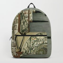 Museum of Curiosities Backpack