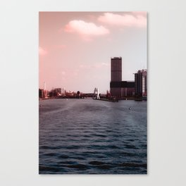Berlin View Canvas Print