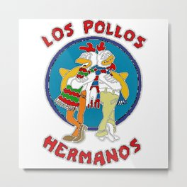 Los Polos Hermanos Metal Print