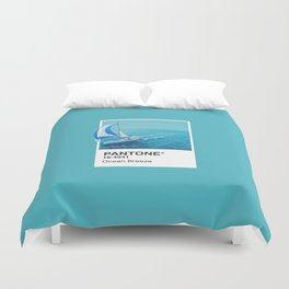 PANTONE SERIES – OCEAN BREEZE Duvet Cover