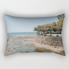Boulevard of Antalya | Kaleici Beach | Turkey Rectangular Pillow