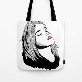 Sky Ferreira Tote Bag
