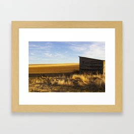 """""""Lost at the Bottom of the Mountains"""" Framed Art Print"""