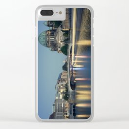Berliner Dom 2. Clear iPhone Case