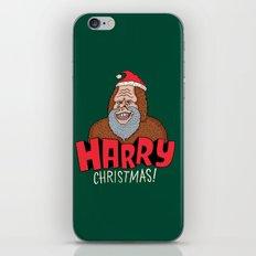 Harry Christmas! iPhone & iPod Skin