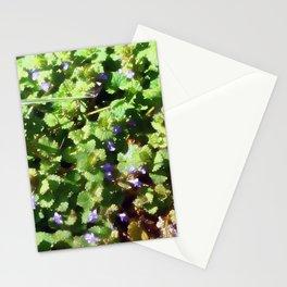 Ground Ivy 05 Stationery Cards