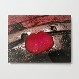 Dive In And Smell The Rain Metal Print