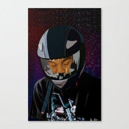 American boyfriend Canvas Print