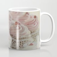 cupcakes Mugs featuring Cupcakes by Mary Kilbreath