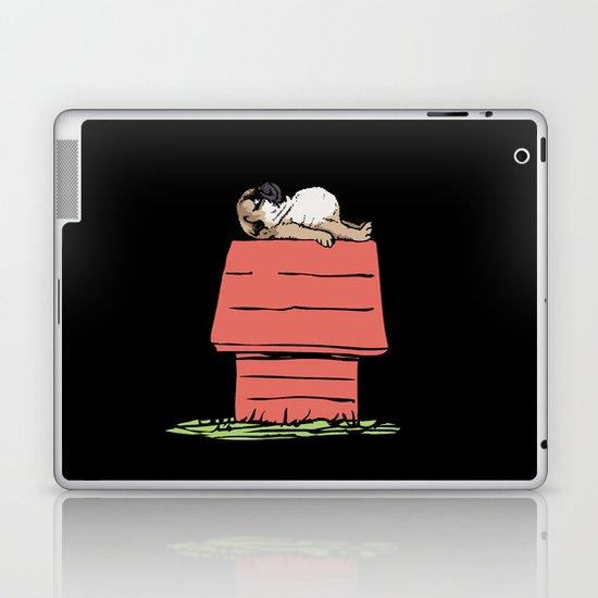 PUG HOUSE Laptop & iPad Skin