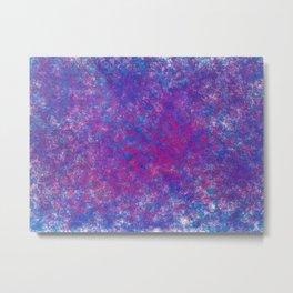 grit galaxy Metal Print