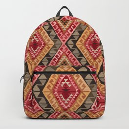 Sunset Kilim Backpack