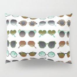 Sunglasses Collection – Mint & Tan Palette Pillow Sham