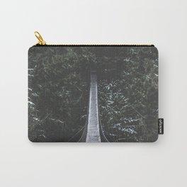 Lynn Canyon Suspension Bridge Carry-All Pouch
