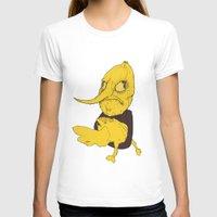 lemongrab T-shirts featuring Creepy LemonGrab by Mel Jarvis
