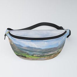 Your Journey will have many turns Fanny Pack