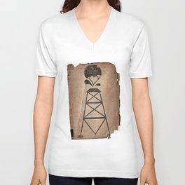 i fracking love you Unisex V-Neck