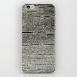 Ash Bark iPhone Skin