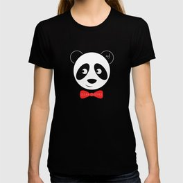 PANDA - CLEAN CLOTHES BY MELVIN JONES T-shirt