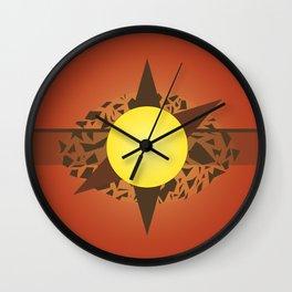 Eyem watching you Wall Clock