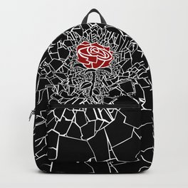 The Shattered Rose Backpack