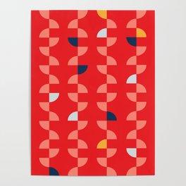 Geometric Pattern #2 Poster