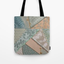 Patchwork Quilting Inspiration Tote Bag
