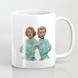 Two Different Faces... (Sisters) Coffee Mug