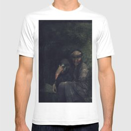 mascara T-shirt