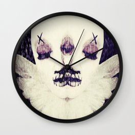 Double Vision Wall Clock