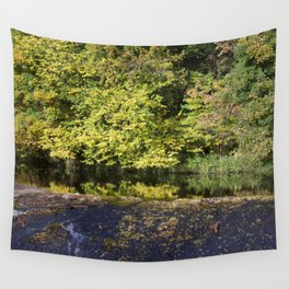 Water of Leith Edinburgh 1 Wall Tapestry