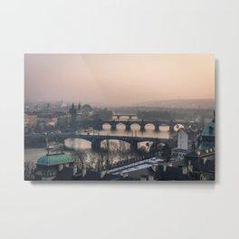 Prague, Czechia XI Metal Print