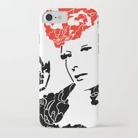 lucy iPhone & iPod Cases featuring Lucy by Rucifer