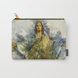 Prescence Of God Carry-All Pouch