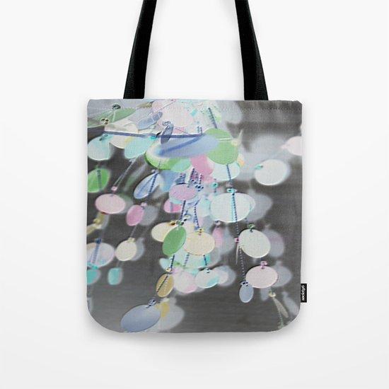 Inverted Decor Tote Bag