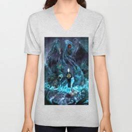 LOVECRAFT Unisex V-Neck