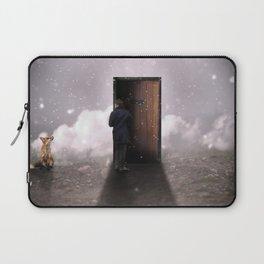 The door Laptop Sleeve