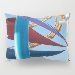 Santa Monica Pier 1 Pillow Sham