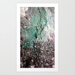 Pour on Pine by Sharon Perry. Art Print