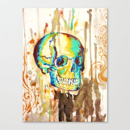 skull it Canvas Print