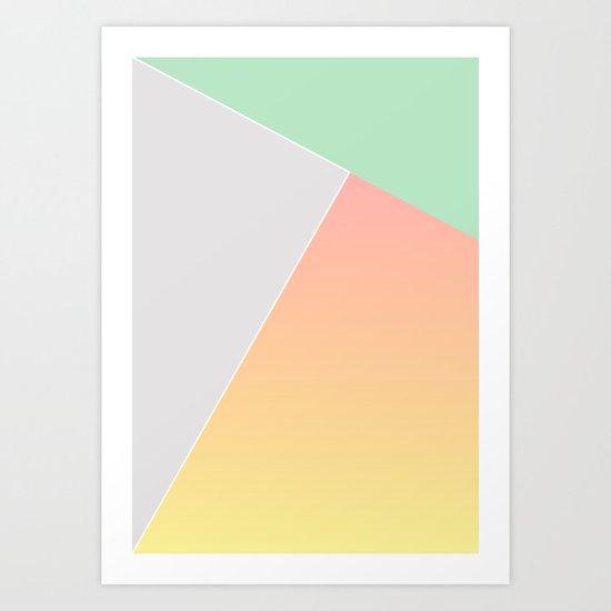 Minimal Complexity v.5 Art Print