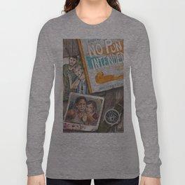 'Us'  Long Sleeve T-shirt