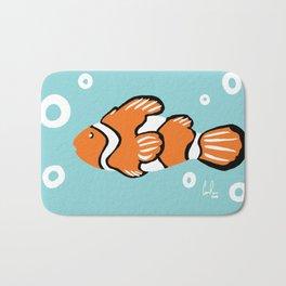 Clown Fish Bath Mat