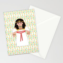 Queen Cleopatra Stationery Cards