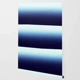 Nautical Blue Ombre Wallpaper
